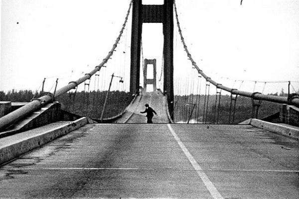 Tacoma Washington bridge-Worst Engineering Disasters