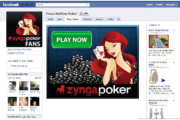 Texas Holdem-Weird Facts About Facebook