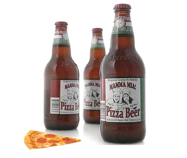 Mama Mia - Pizza Beer-Weirdest Beer Flavors