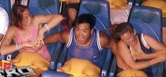 Safety Measures-Hilarious Roller Coaster Moments