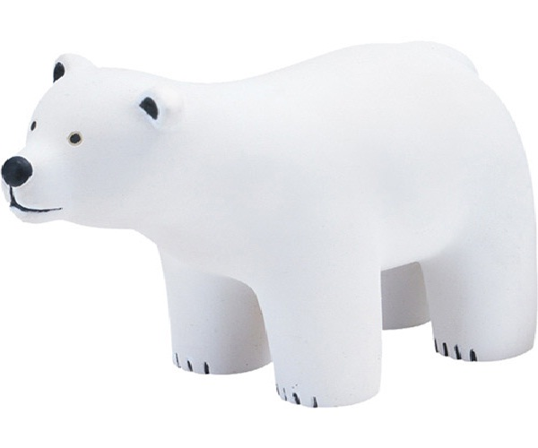 Polar bear-Coolest Stress Balls