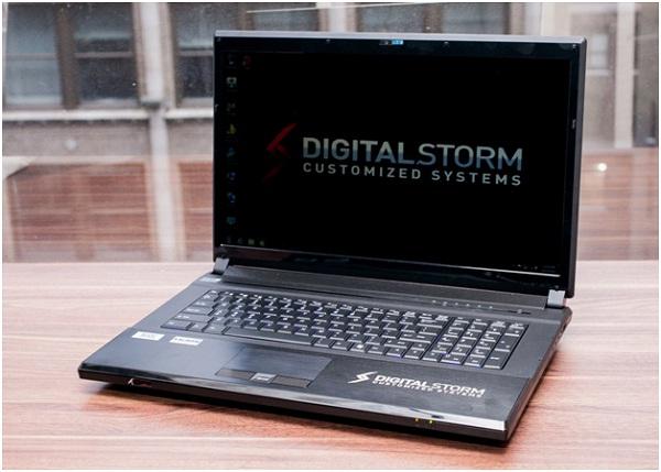 Digital Storm X17 Gaming Laptop-Best Gaming Laptops 2013