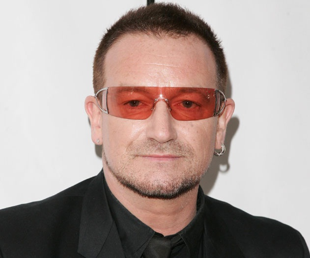Bono Net Worth ($600 Million)-120 Famous Celebrities And Their Net Worth