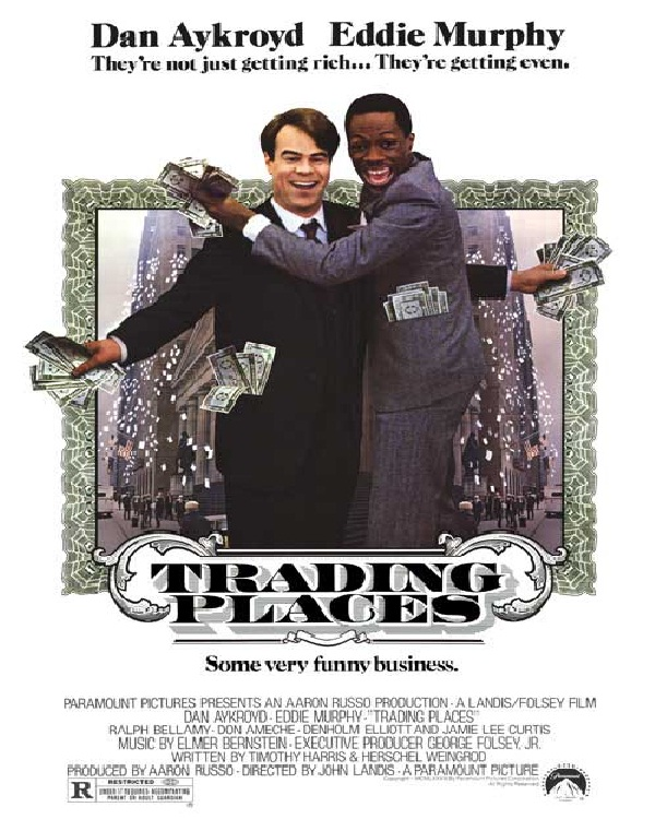 Trading Places-Best Comedy Movies Of All Time