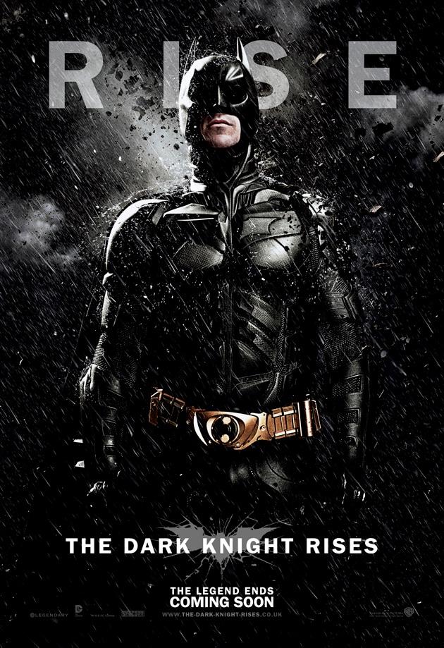 The Dark Knight Rises-Highest Revenue Generating Movies Ever