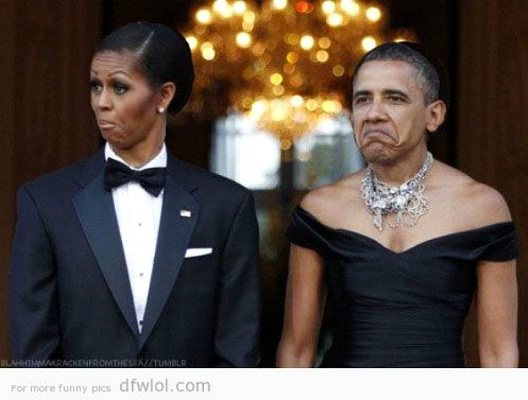 The Obamas-Face Swapping Done Right