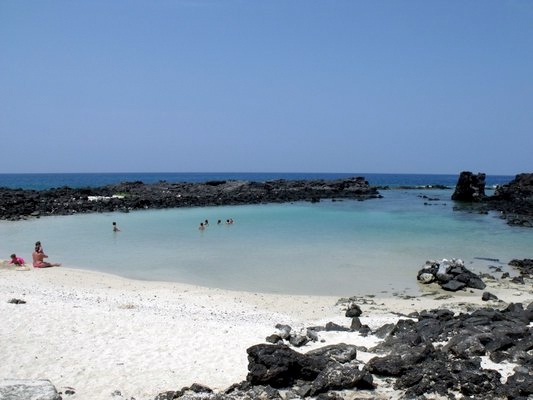 Kikaua Point Beach park, Big Island-24 Most Beautiful Wedding Locations In Hawaii
