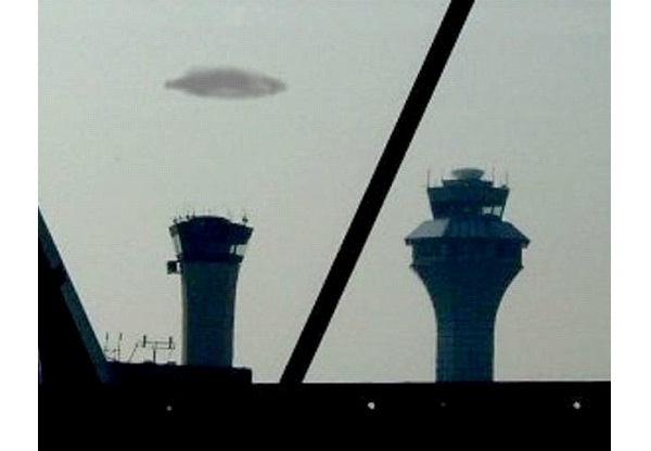 Chicago O'Hare Incident-Strange And Plausible UFO Sightings