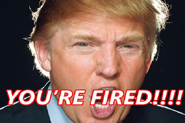 Fired!-Things You Should Not Put On Your Resume