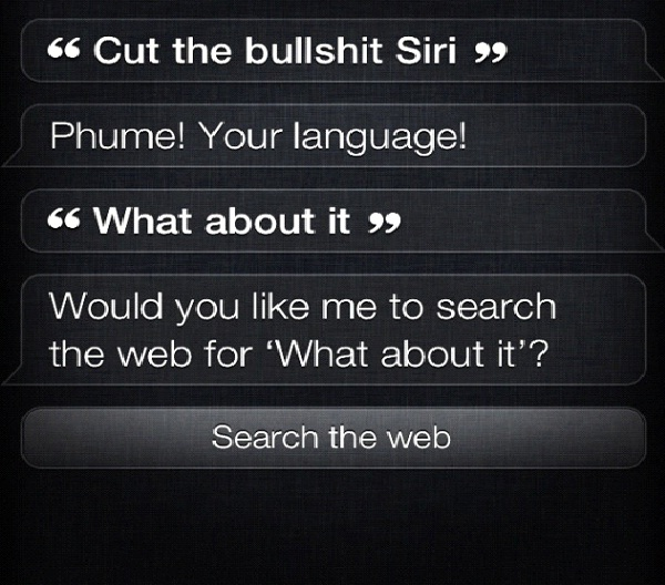 Who's On First?-12 Funny Conversations You Can Have With Siri