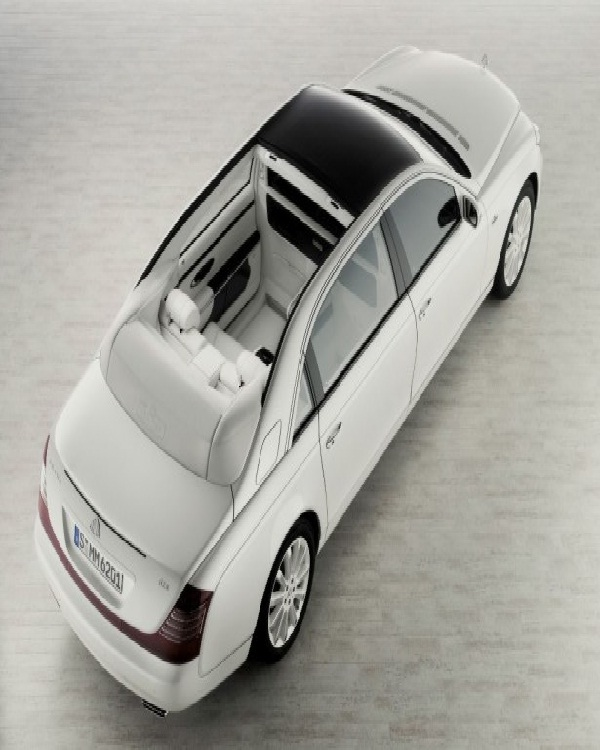 Maybach Landaulet-Most Expensive Cars In The World