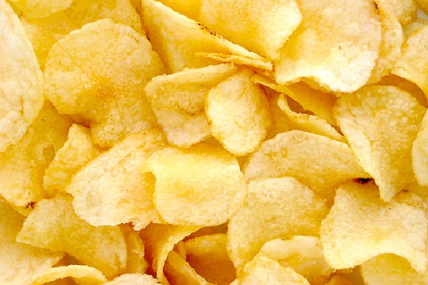 Potato Chips-Foods That Cause Obesity