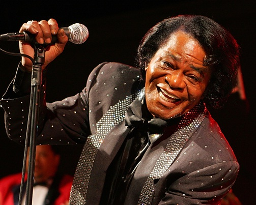 James Brown-Musicians With Very Short Temper