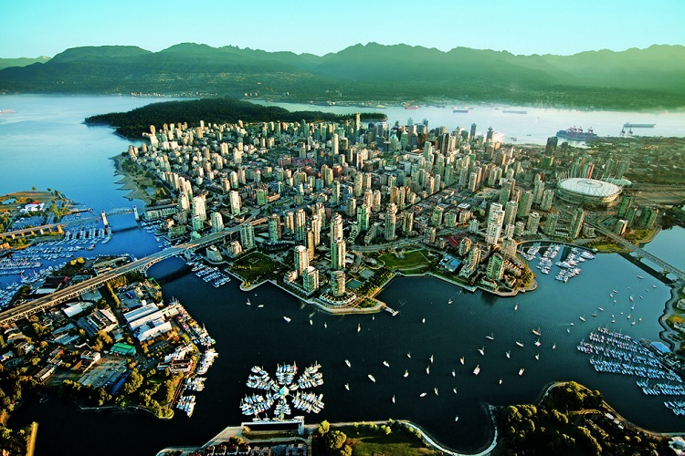 Vancouver-How Our World Appears To A Bird