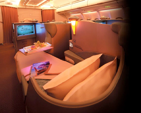 Etihad Airlines-Most Luxurious Airlines