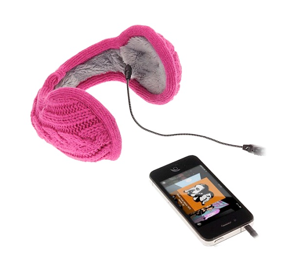 Wear Ear Muffs With Built In Speakers-How To Stay Warm In Winter