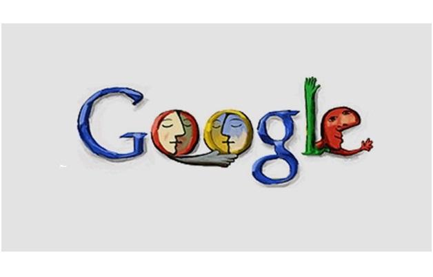 Pablo Picasso's Birthday Doodle-Amazing Google Doodles