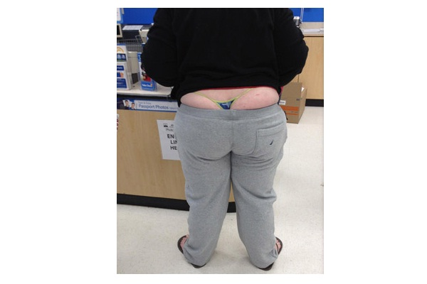 Underwear Rules-12 Funniest Thong Fails Ever