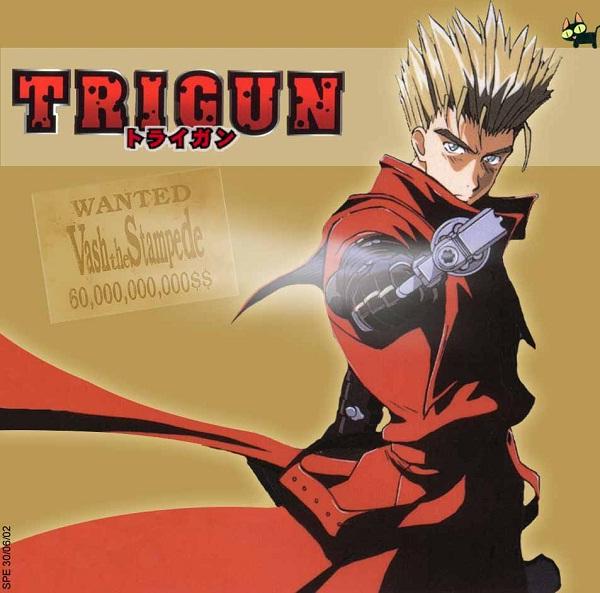 Trigun-Popular Anime Series
