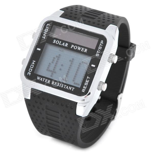 Wrist watch-Popular Solar Powered Things