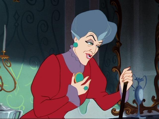 Lady Tremaine-Best Disney Villains