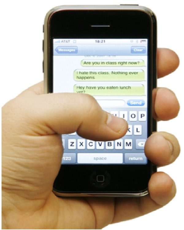 iPhone Texting-Things You Don't Know About The IPhone