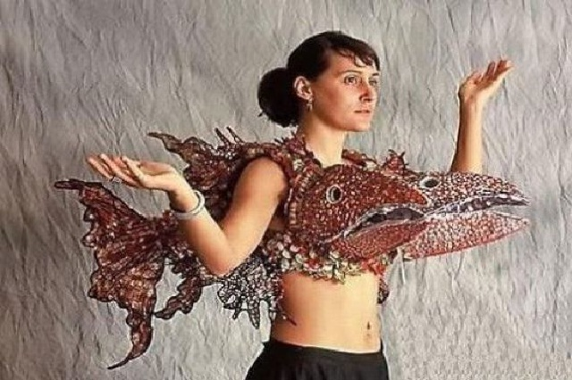 Bizarre-12 Most Ridiculous Bras Ever Made