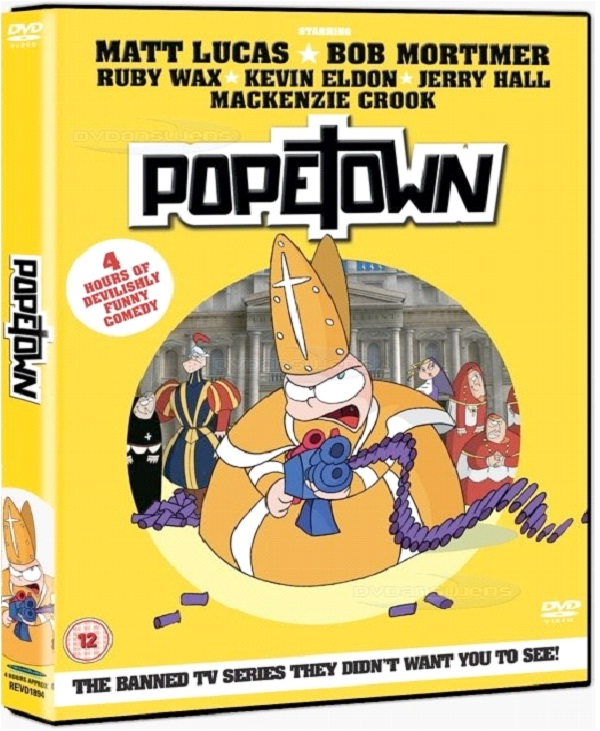 Popetown-Censored Cartoons You'll Never See On TV