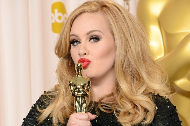Adele-Musicians You Didn't Know Won Oscars