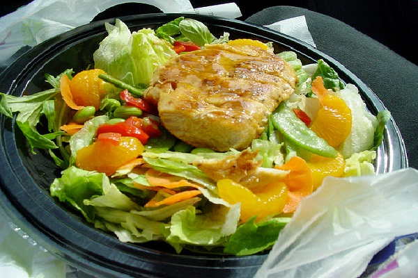 Salads Sprayed With Chemicals-Reasons Why You Should Not Eat At McDonalds