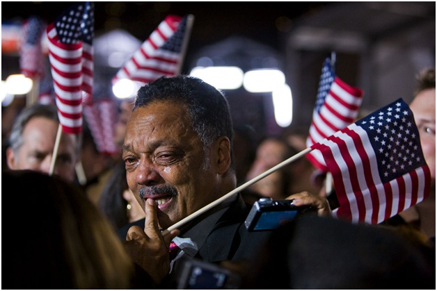 Jesse Jackson-Ugly Celeb Cry Faces