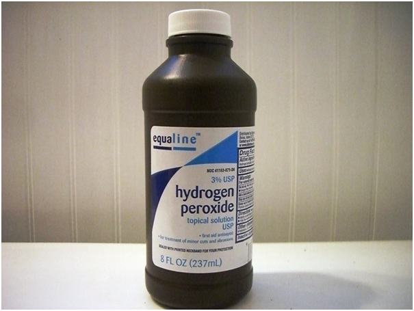 Hydrogen Peroxide for Cleaning-Alternative Uses Of Daily Household Items You Didn't Know
