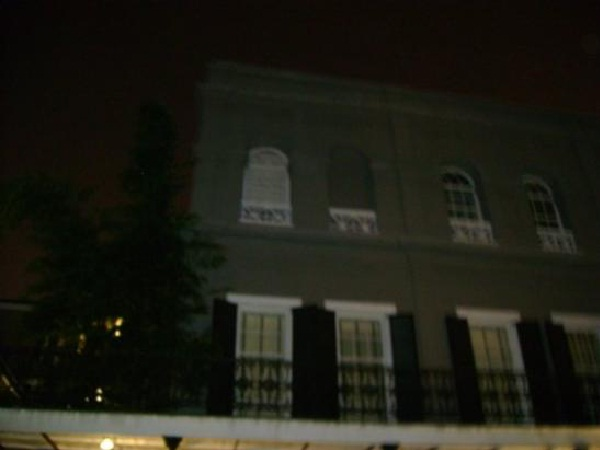 The La Laurie Home in New Orleans-Most Scariest Ghost Sightings Around The World