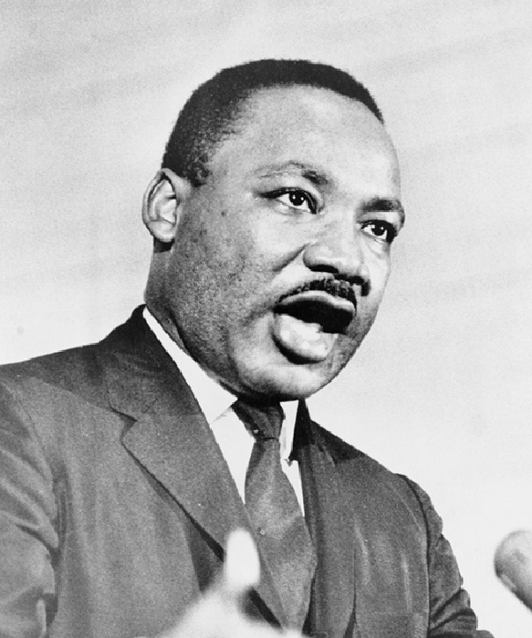 Martin Luther King, Jr.-Greatest Leaders In History