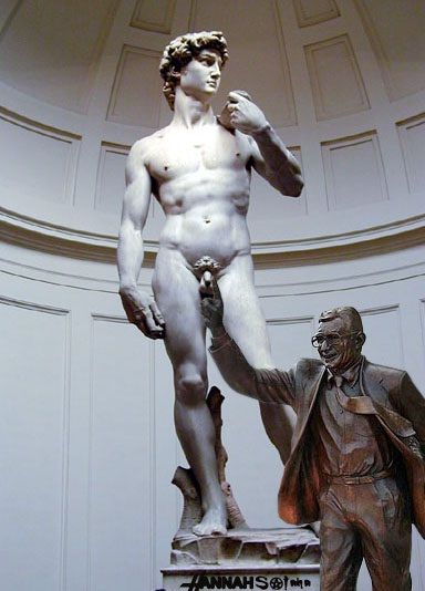 What is Good for the Goose-People Being Nasty With Statues