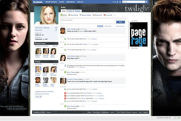 Personalization-12 Pictures That Show Facebook Design Changes Over The Years