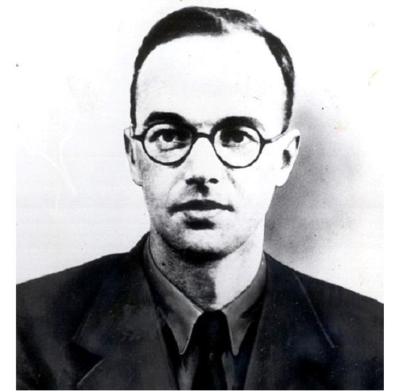 Klaus Fuchs-Most Famous Spies