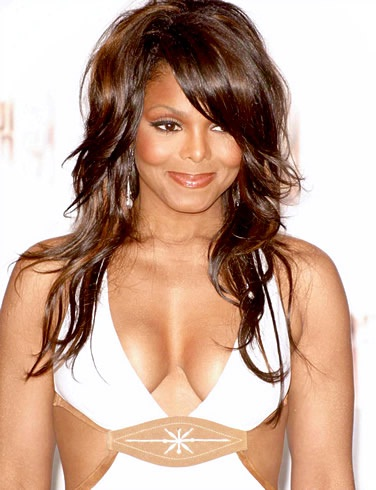 Janet Jackson-24 Celebrities Who Had Breast Implants