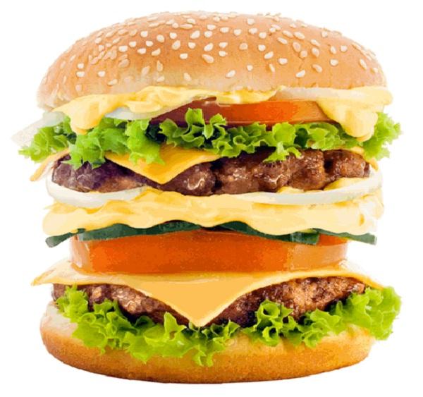 Takes a 5 Hour Walk to Burn Off A Big Mac-Insane Fast Food Facts