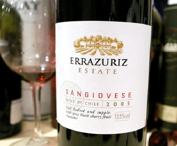 Sangiovese-Best Types Of Red Wine