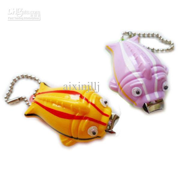 Cute Little Fish-Coolest Nail Clippers