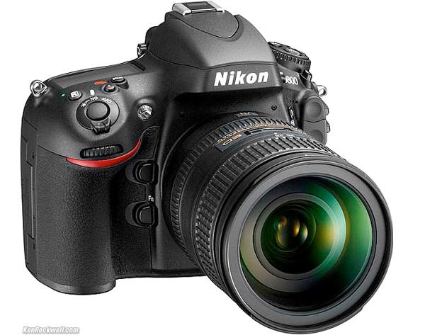 Nikon D800-Best DSLR Cameras To Buy