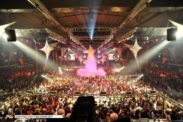 Fabrik-Hottest Nightclubs Around The World