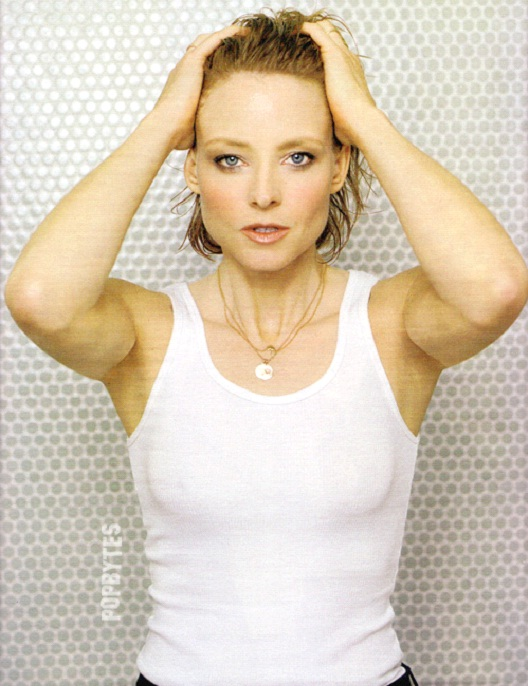 Jodie Foster-Hottest Celebrities Who Are Lesbians