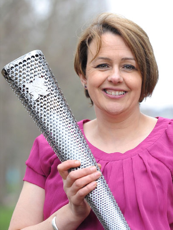 Tanni Grey-Thompson-Amazing People With Physical Disabilities