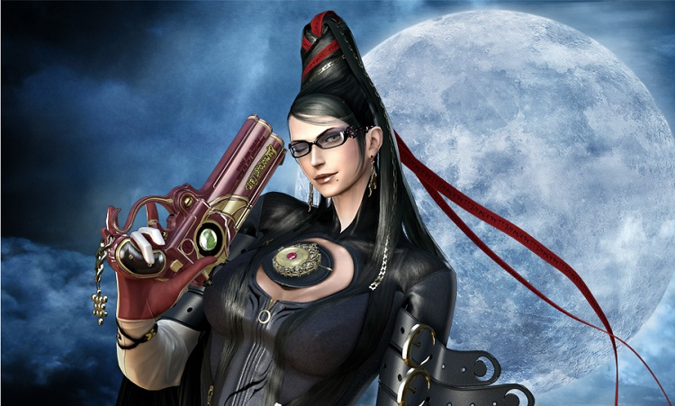 Hair - Bayonetta-Coolest Suits Of Armor