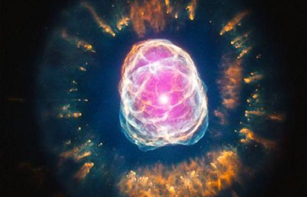 Eskimo nebula-Most Impressive Photos Of Our Universe