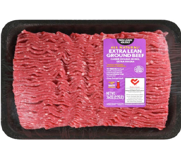 96% Lean Ground Beef Instead of Regular Ground Beef-Healthy Food Alternatives To Your Daily Food