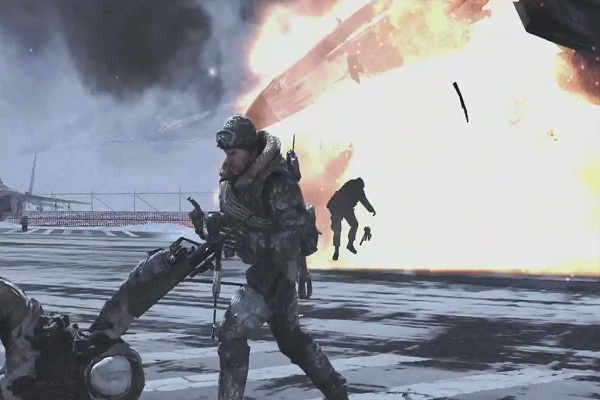 Modern Warfare 2 trailer-Most Viral Videos Of All Time