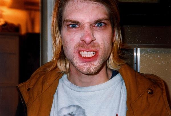 Kurt Cobain-Tragic Celebrity Suicides